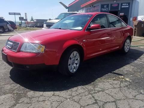 2000 Audi A6 for sale in Spokane, WA