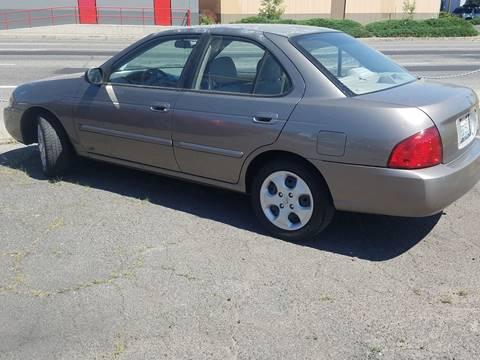 2004 Nissan Sentra for sale in Spokane, WA