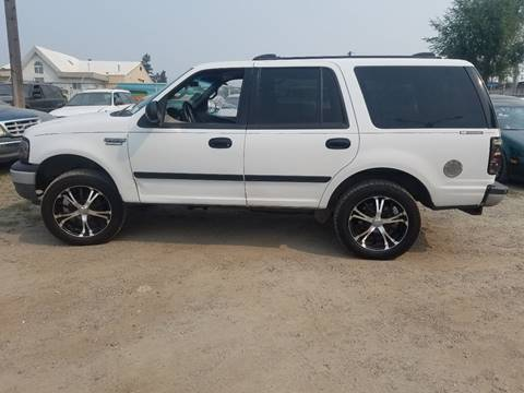 2002 Ford Expedition for sale in Spokane, WA