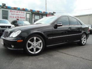 2007 mercedes benz c class for sale columbus oh for Mercedes benz columbus ohio