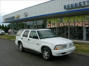 2000 Oldsmobile Bravada for sale in Cheraw, SC