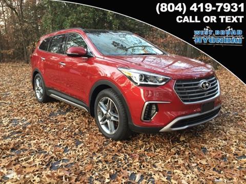 2017 Hyundai Santa Fe for sale in Henrico, VA