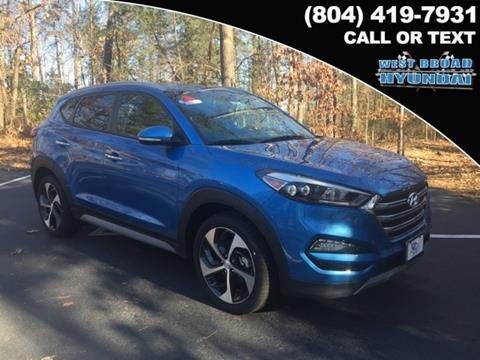 2017 Hyundai Tucson for sale in Henrico, VA