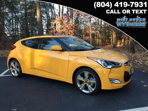 2017 Hyundai Veloster for sale in Henrico VA
