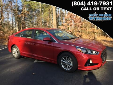 2018 Hyundai Sonata for sale in Henrico VA