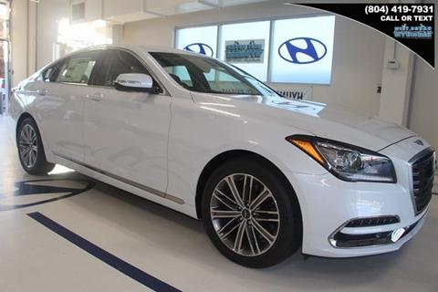 2018 Genesis G80 for sale in Henrico VA