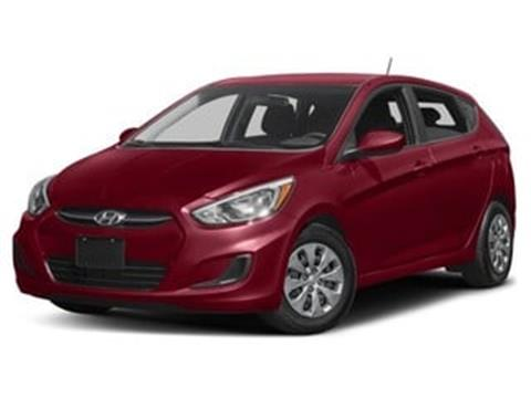 2017 Hyundai Accent for sale in Henrico VA