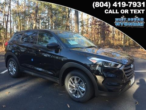 2017 Hyundai Tucson for sale in Henrico VA