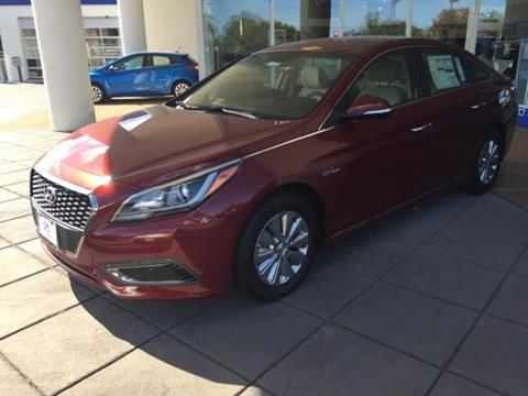 2017 Hyundai Sonata Hybrid for sale in Henrico, VA