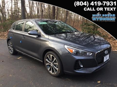 2018 Hyundai Elantra GT for sale in Henrico, VA