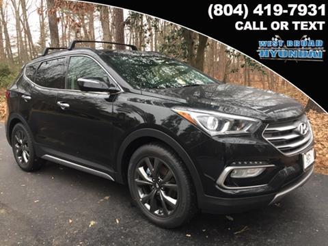 2018 Hyundai Santa Fe Sport for sale in Henrico, VA