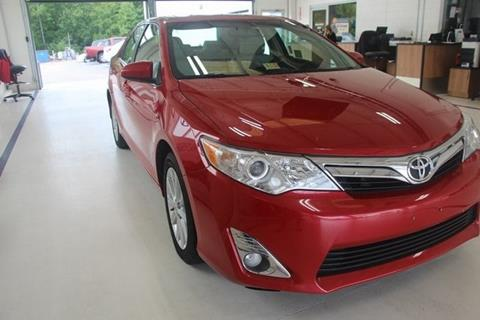 2012 Toyota Camry for sale in Henrico VA