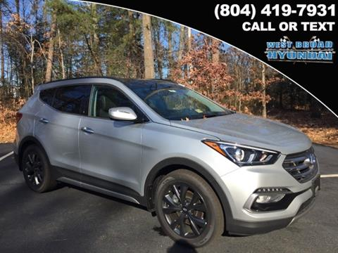2018 Hyundai Santa Fe Sport for sale in Henrico VA