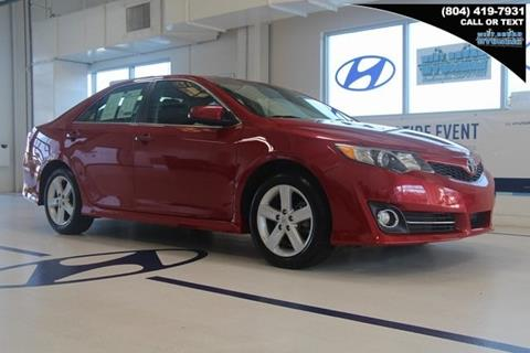 2014 Toyota Camry for sale in Henrico, VA