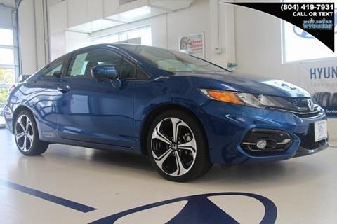 2015 Honda Civic for sale in Henrico VA