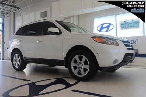 2007 Hyundai Santa Fe for sale in Henrico, VA