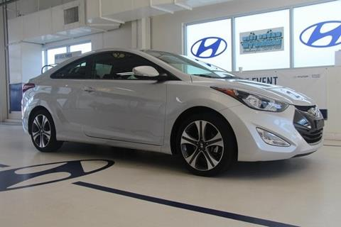 2014 Hyundai Elantra Coupe for sale in Henrico VA