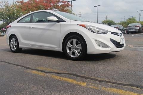 2013 Hyundai Elantra Coupe for sale in Henrico, VA