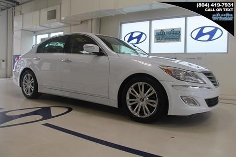 2014 Hyundai Genesis for sale in Henrico, VA