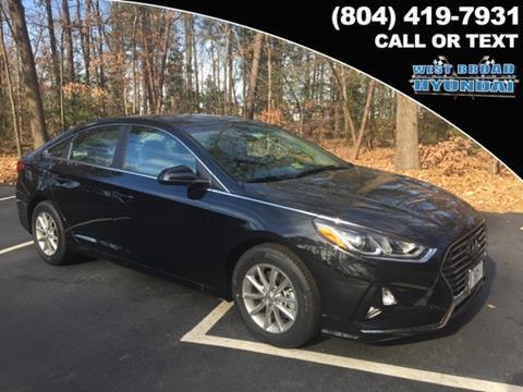 2018 Hyundai Sonata for sale in Henrico, VA