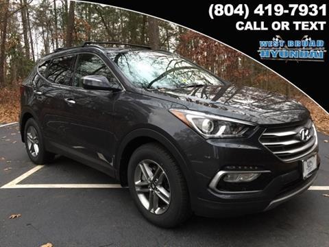2018 Hyundai Santa Fe Sport for sale in Henrico VA