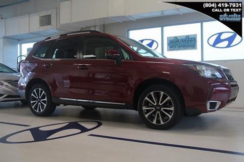 2017 Subaru Forester for sale in Henrico, VA