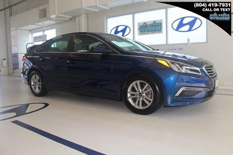 2015 Hyundai Sonata for sale in Henrico, VA