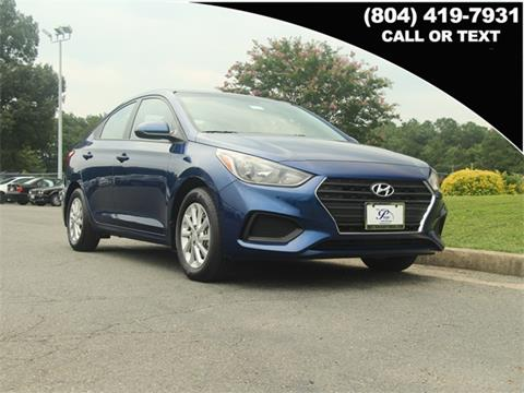 2018 Hyundai Accent for sale in Henrico, VA