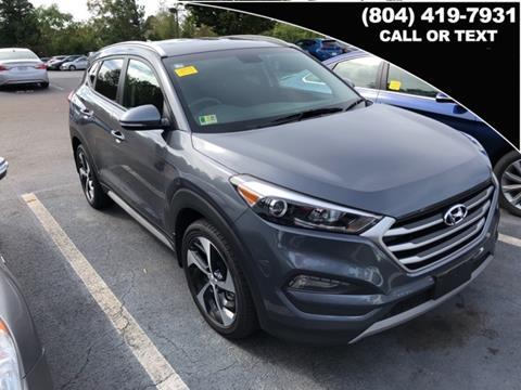 2018 Hyundai Tucson for sale in Henrico, VA