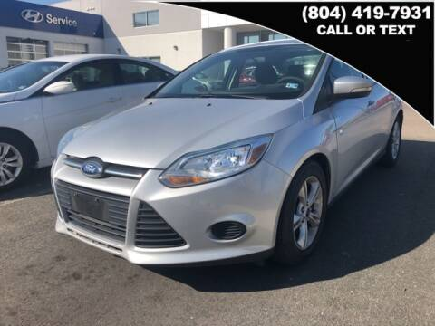 2014 Ford Focus SE for sale at West Broad Hyundai in Henrico VA