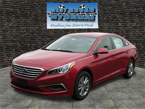 2017 Hyundai Sonata for sale in Henrico VA