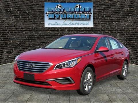 2017 Hyundai Sonata for sale in Henrico, VA