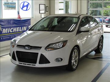 2012 Ford Focus for sale in Henrico, VA