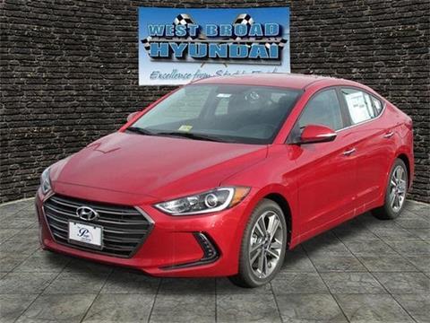 2017 Hyundai Elantra for sale in Henrico VA