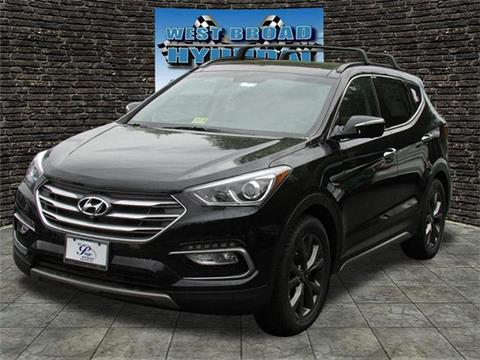 2017 Hyundai Santa Fe Sport for sale in Henrico VA