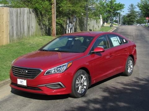2017 Hyundai Sonata for sale in Henrico, VA