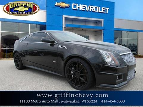 2013 Cadillac CTS-V for sale in Milwaukee, WI