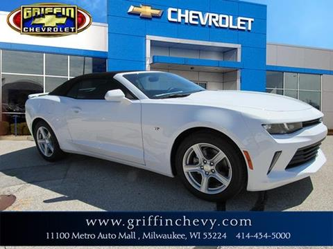 2017 Chevrolet Camaro for sale in Milwaukee, WI