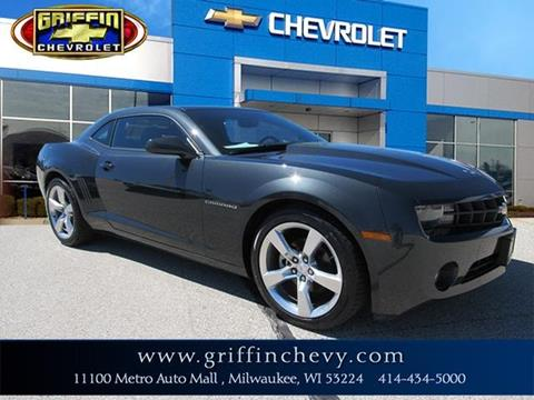 2012 Chevrolet Camaro for sale in Milwaukee, WI