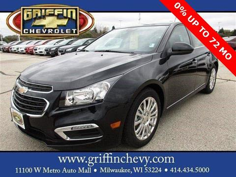 2016 Chevrolet Cruze Limited for sale in Milwaukee, WI