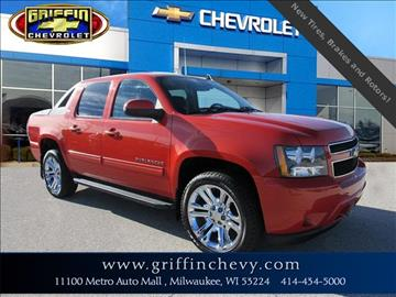2011 Chevrolet Avalanche for sale in Milwaukee, WI