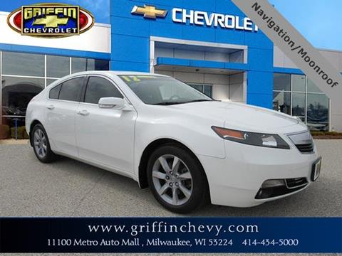2012 Acura TL for sale in Milwaukee, WI