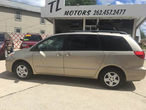 2005 Toyota Sienna for sale in Hartford, WI