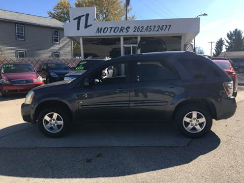 2007 Chevrolet Equinox for sale in Hartford, WI
