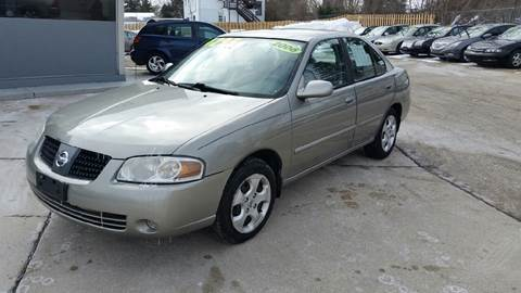 2006 Nissan Sentra for sale in Hartford, WI