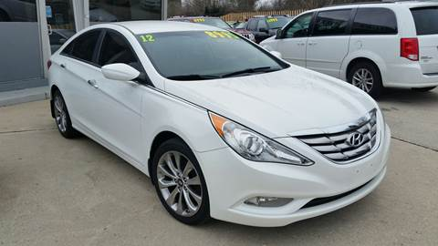 2012 Hyundai Sonata for sale in Hartford, WI