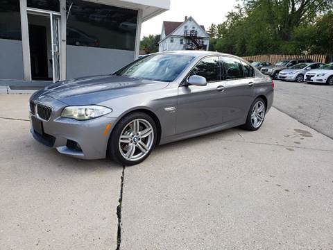 2011 BMW 5 Series for sale in Hartford, WI