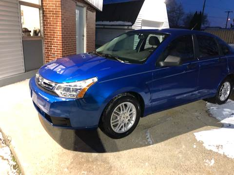 2010 Ford Focus for sale in Hartford, WI