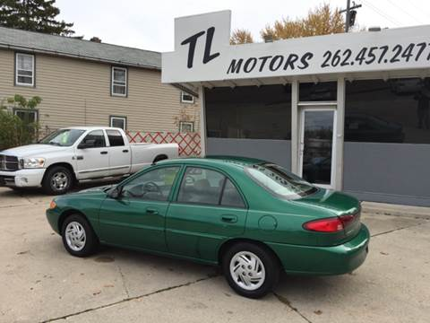 2002 Ford Escort for sale in Hartford, WI