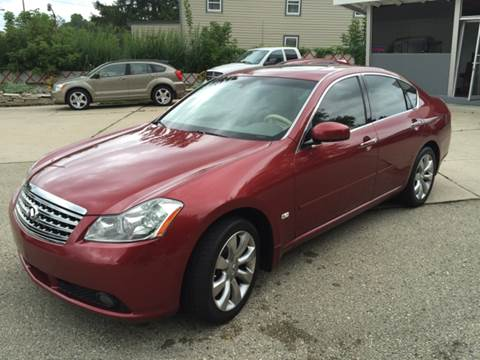 2006 Infiniti M35 For Sale In Iowa Carsforsale